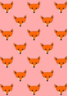 MeinLilaPark – DIY printables and downloads: Free digital fox scrapbooking paper - ausdruckbares Geschenkpapier - freebie