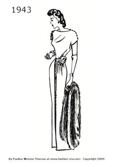 http://www.fashion-era.com/images/silhouettes-1940-1950/1943-fur-stole-evening-dress-1000.jpg