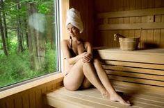 Finlandia Pre-Fab Saunas – Build Your Steam Bath in One Day! Steam Bath, Steam Room, Saunas, Salt Room, Grand Luxe, L Eucalyptus, Finnish Sauna, Serenity Now, Spa