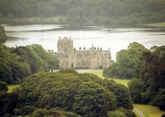 Lochinch Castle Cottages | United kingdom Dumfries & Galloway Scotland. Come for history, wildlife and a stunning garden estate with acres to roam. Bring children and dogs too. Fabulous
