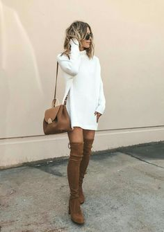 Classy Outfits – Page 7974868959 – Lady Dress Designs Winter Fashion Outfits, Fall Winter Outfits, Look Fashion, Autumn Winter Fashion, Womens Fashion, Feminine Fashion, Summer Outfits, Retro Fashion, Winter Dress Outfits