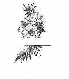 Mandala Arm Tattoos, Map Tattoos, Cute Tattoos, Black Tattoos, Band Tattoo Designs, Angel Tattoo Designs, Tattoo Design Drawings, Violet Tattoo, Rose Tattoos For Women