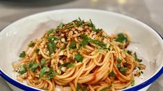 Spaghetti Napolitana, Risotto, Good Food, Yummy Food, Delicious Sandwiches, Pesto Pasta, Couscous, Italian Recipes, Food And Drink