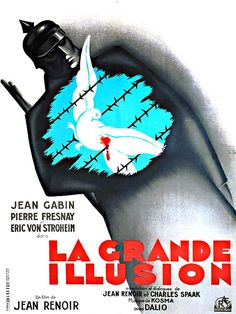 La grande illusion de Jean Renoir (1937)