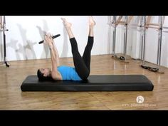 PILATESOLOGY: Say Hello To Your Abs Pilates Magic Circle Workout