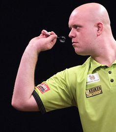 Michael van Gerwen has won 25 tournaments this year and about $1.5 million in prize money. But greatness in darts is measured in world championships, and he has only one.
