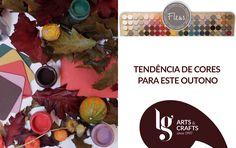 Apresentamos as cores FLEUR tendência para este Outono. Clique no link e conheça a gama completa de cores: http://www.luisguarda.pt/…/ARTES-DEC…/TINTAS-CHALKY-LOOK/PC9 #luisguarda #artsandcrafts #criatividade #outono #cores #fleur #todo