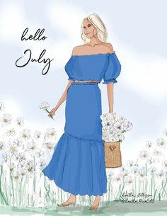 Pictures To Draw, Cute Pictures, Drawing Pictures, Positive Quotes For Women, Hello July, Hello Weekend, Art Deco Posters, Blue Art, Best Memories
