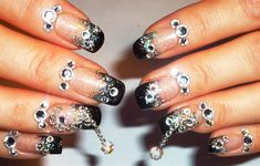 192 Best New Years Nail Art Images On Pinterest Nail Art Ideas