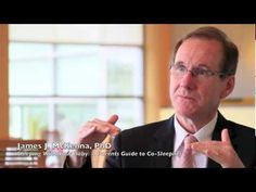 Co-Sleeping With Infants: Science, Public Policy, and Parents Civil Rights, with James McKenna, PhD - YouTube