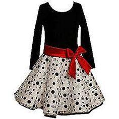 vestidos negros de gala de ninas - Buscar con Google Baby Girl Dress Patterns, Baby Dress, Cute Dresses, Girls Dresses, Flower Girl Dresses, Fashion Kids, Little Girl Outfits, Kids Outfits, Party Frocks