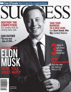 The 15 Most Remarkable Elon Musk Quotes, a better future ...