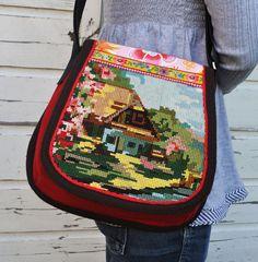 Cottage house bag