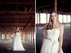 A Vintage Bride by Jennefer Wilson Photography