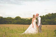 A Midsummer Nights Dream Rustic Outdoor Wedding