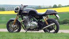 Just a lil sporty for my style buy still wouldn't mind having it! Norton 961 Commando SE Cafe Racer