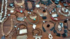 Biojoias - Green Jewelry / Filhas de Maria  Colares Diversos - Handmade - Artesanato