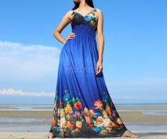 Prom Dress Maxi Dress Summer Dress Sexy Fancy Costumes by midress, $55.00