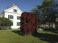 Robert Indiana Love Indiana Love, Modern Pop Art, Virginia Is For Lovers, All You Need Is Love, Virginia Beach, Sculpture Art, Places, Lugares