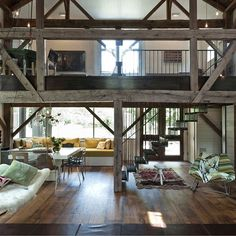 I know it's late, but...c'mon! Rustic minimalistic loft-like ranch house anyone? Yes, please!😝   #realestate #interiordesign #loft #loftstyle #downtown #homeanddecor #citylife #thatview #thosewindows #dreamhome #inspiration #uniquedesign #warehouseloft #contemporary #homebody #minimalistic