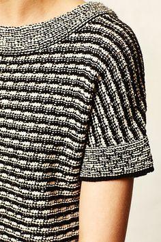 Greta Striped Pullover - anthropologie.com
