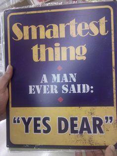 Yes Dear!