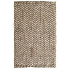 """6x9 Rug for under the Dining table possibly. More on the """"natural"""" side, and it's on Clearance!"""