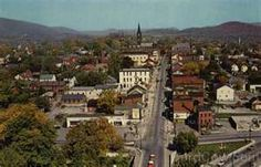 Hollidaysburg, PA-Dad's hometown. Beautiful.