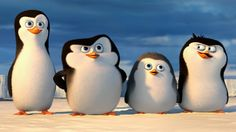 "DreamWorks' PENGUINS OF MADAGASCAR - ""Penguins Antarctic Documentary""  -..."