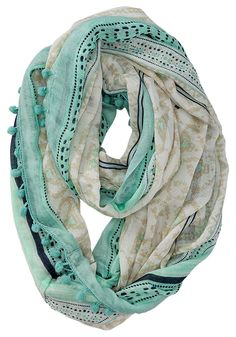 Quagga Ikat Tiled Infinity Scarf for Ladies | Bass Pro Shops