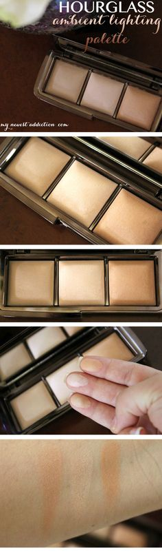 Hourglass Ambient Lighting Palette - via www.mynewestaddiction.com