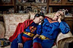 Superhéroes de barrio | Duendemad.com