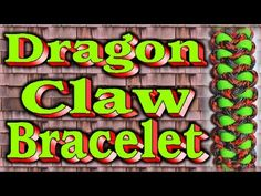 How To Make A Paracord Dragon Claw Bracelet-I am trying to figure this out....but i think i need to get some more paracord.