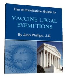 Comprehensive, authoritative information about vaccine exemptions you can trust, from Alan Phillips, J.D., a leading vaccine rights attorney with years of experience helping clients legally avoid vaccines in a wide variety of vaccine-refusal settings.