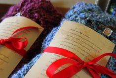 Gifts You Can Make: Knitted Prayer Shawls~good inspirtaional poem to include for patients, or those suffering from loss, grief or depression. Knit or crochet patterns free from online search.