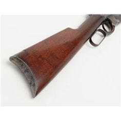 Scarce and desirable Winchester Model 1895 flatside lever action rifle, .40-72 W.C.F. cal.