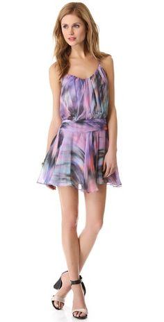 Milly Drop Waist Dress | SHOPBOP