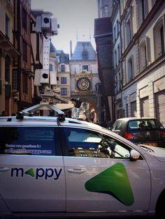 La MappyCar à Rouen