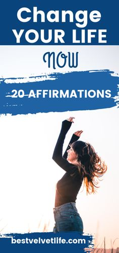Read our 20 Abundance Affirmations that will change your life.  Abundance affirmations to attract  prosperity.  meditation for prosperity and abundance.  Manifest what you want quickly.  #Manifestabundance #Affirmations Yoga To Relieve Stress, Release Stress, Get What You Want, Stress And Anxiety, Your Life, Live For Yourself, Law Of Attraction, You Changed, Abundance