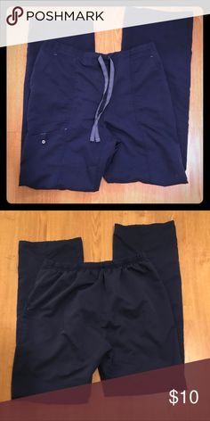 a2968f55996 Navy scrub pants Navy scrub pants by Scrubstar, worn several times but no  noticeable signs