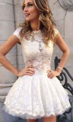 Fit And Flare Lace LWD                                                                             Source