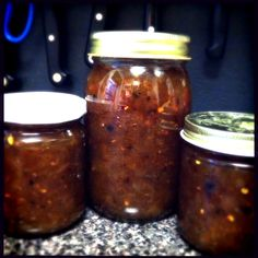 Apple Onion Chutney