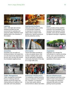 #ClippedOnIssuu from Bus Stop Urban Design: 9 Techniques for Enhancing Bus Stops and Neighbourhoods