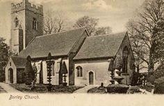 Haunted Borley church Essex