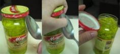 Life hacks-Sometimes, a bit of creativity in using ordinary, daily objects may make your life infinitely easier. We bring you some extraordinary hacks to m Everyday Items, Everyday Objects, Daily Life Hacks, Jar Lids, Kitchen Hacks, Food Hacks, Hacks Diy, Simple Way, Cleaning Hacks