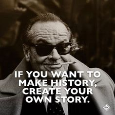 Create your own story. #daily #quote #mindset #success #work #motivation #creative