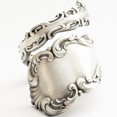 Spoon Ring Anitque Louis XV by Whiting Sterling
