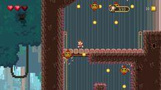 RetroManiac | Revista de videojuegos retro |Videogames Magazine | Indie | Games | Gratis: Las plataformas pixeladas de Adventures of Pip llegarán en mayo