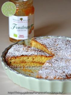Soft tart without butter with Fiordifrutta Apricots cake wedding cake kindergeburtstag ohne backen rezepte schneller cake cake Homemade Cake Flour Recipe, Homemade Cakes, Fancy Desserts, Italian Desserts, Sweet Recipes, Cake Recipes, Dessert Recipes, Peanut Butter Oat Bars, Vegetarian Cooking Classes