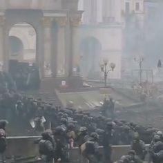 Уникальное видео: Как ФСБ агитировало Беркут на Майдане и результаты их работы - Техно СОТНЯ